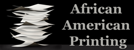 African American Printing